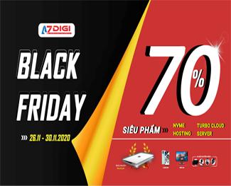 Azdigi giảm giá Black Friday lên đến 70%, tiết lộ khuyến mại ngày 27 đã được phơi bày