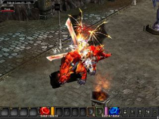 Cách chơi chiến binh Dark Knight DK trong MU từ A - Z