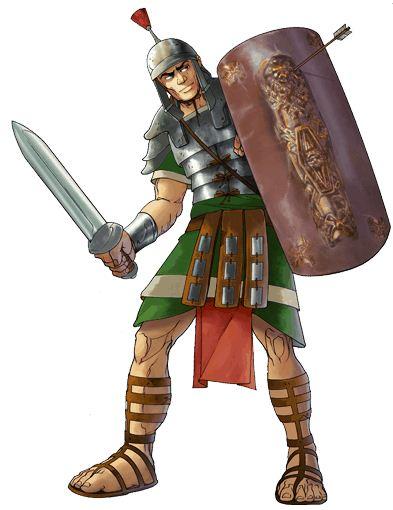 romain army jpg