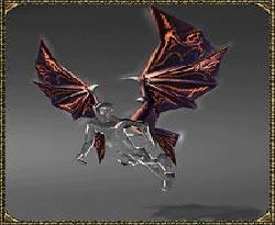 Cánh Rồng - Dragon Wings - Wing 2 - Mu Online