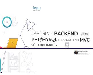 Lập trình web PHP/MySQL theo mô hình MVC phần 1