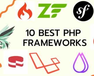 Top 5 PHP Framework tốt nhất bạn nên học 2021