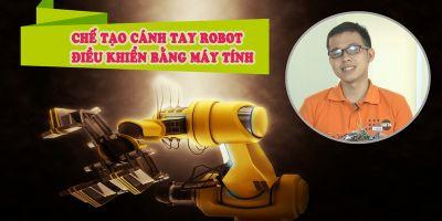 che tao robot dien khien bang may tinh jpg