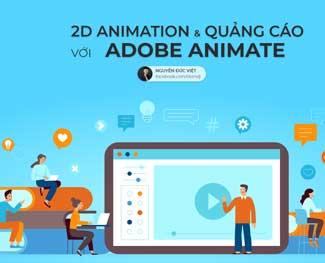 Khóa học làm Animation với Adobe Animate CC (HP 3.5)