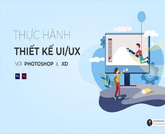 Khóa học thực hành thiết kế UI/UX với Photoshop & XD (HP 6.3)