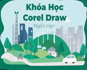Học thiết kế đồ họa với 5 khóa học CorelDRAW online giá cực rẻ