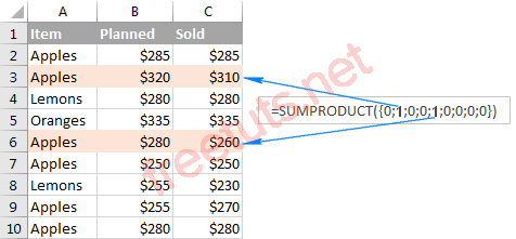 ham 20sumproduct 20trong 20excel 207 png