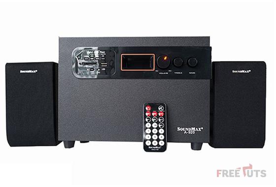 Loa vi tính Soundmax 2.1 A920