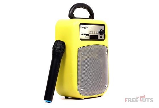 Loa Bluetooth Speaker System Soundmax M1