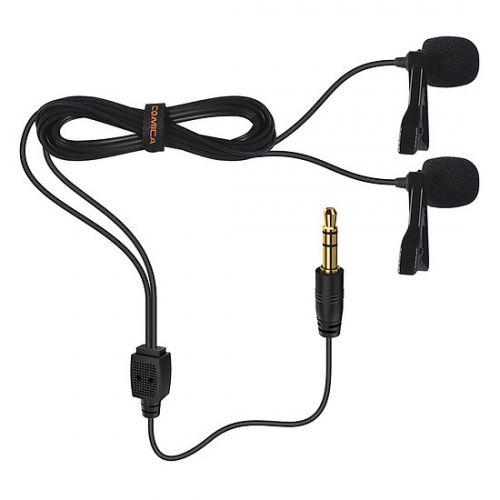 Micro thu âm cài áo Comica CMV-D02