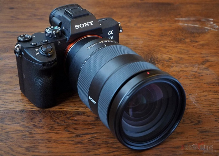 Máy ảnh Sony A7 III
