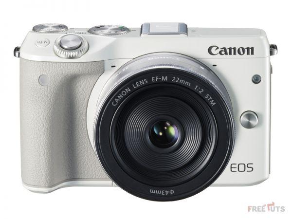 Máy ảnh Canon EOS M3