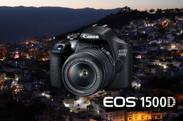 Máy ảnh Canon EOS 1500D