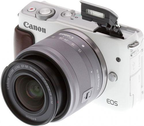 Máy ảnh Canon EOS M10