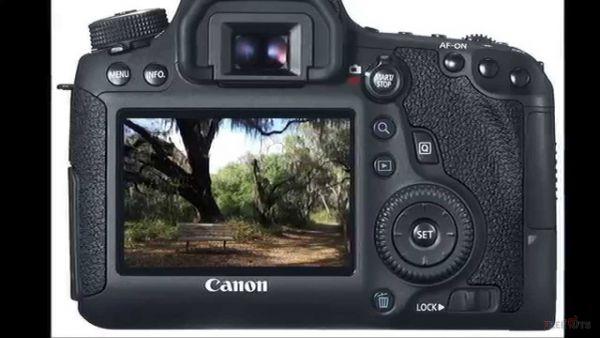 Máy Ảnh Canon 6D