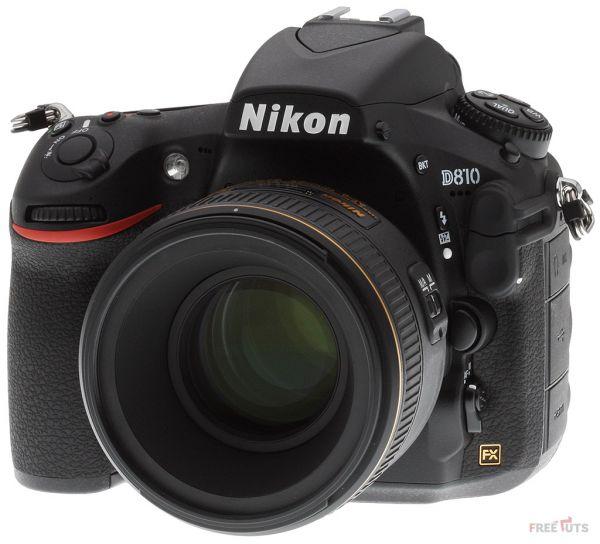 Máy Ảnh Nikon D810