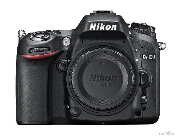 Máy ảnh Nikon D7100