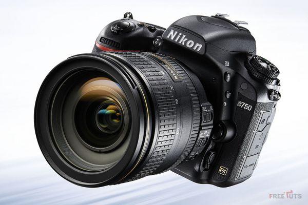 Máy ảnh Nikon D750