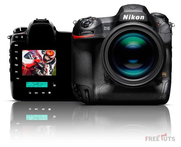Máy Ảnh Nikon D5