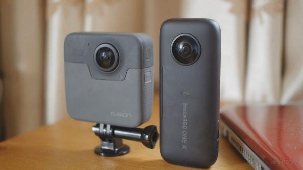 Camera 360 độ GoPro Fusion