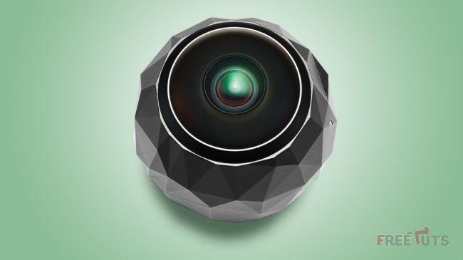 Camera 360fly 4K