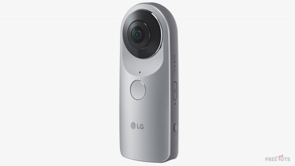 Camera LG 360 Cam