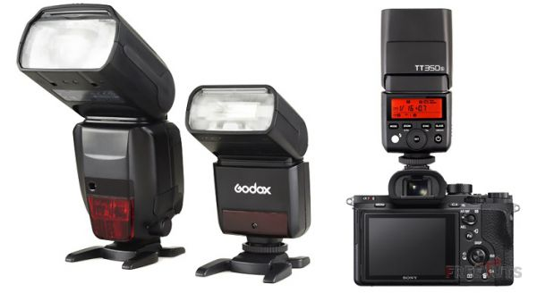 Đèn Flash Godox TT350C