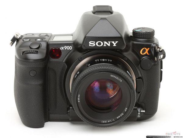 Máy ảnh Sony Alpha A900