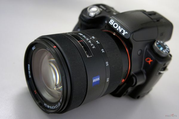 Máy ảnh Sony SLT-A55