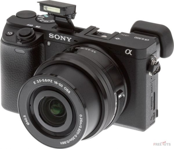 Máy ảnh Sony alpha A6300