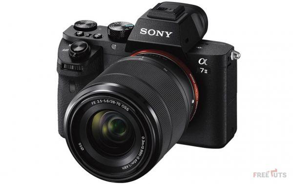 Máy ảnh Sony Alpha A7 II