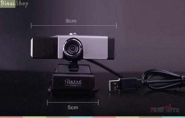 Webcam Bluelover T3200