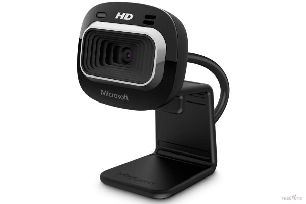 Webcam Microsoft Lifecam HD-3000