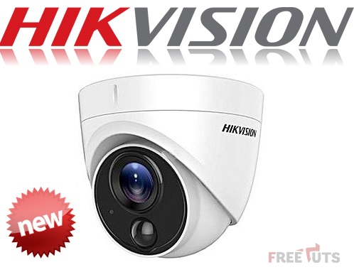 Camera Hikvision DS-2CE71H0T-PIRL