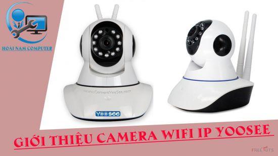 Camera Yoosee 8100HD