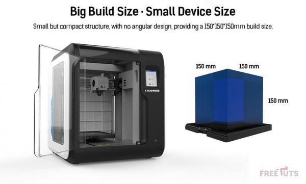 Máy in 3D không dây ADVENTURER 3