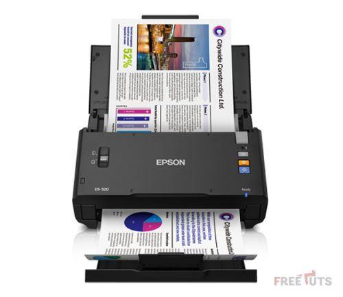 Máy Scan Epson DS520