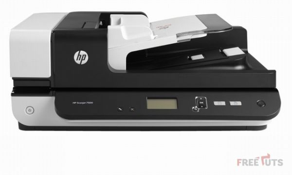 Máy Scan HP ENT 7500