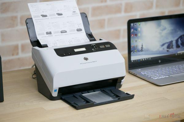 Máy Scan HP Pro 7000 S3