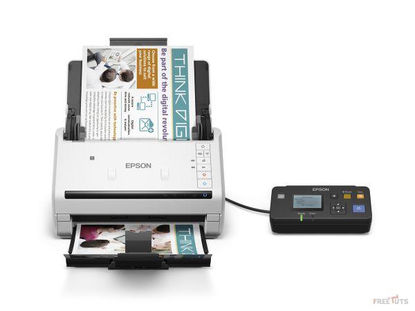 Máy Scan Epson DS 570