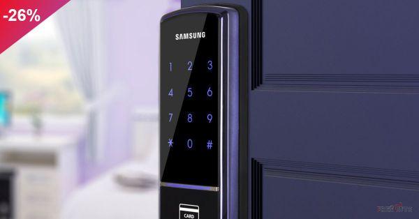 Khóa cửa điện tử Samsung SHS-1321