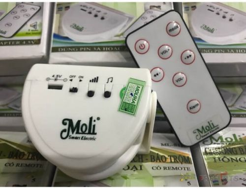 Chuông báo khách MOLI ML-S1R
