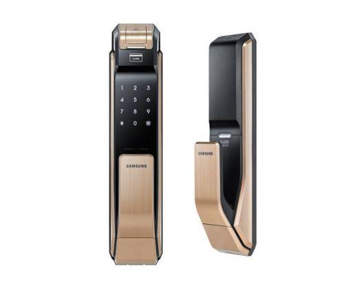 Khóa cửa vân tay 2 chiều Samsung SHS-P718