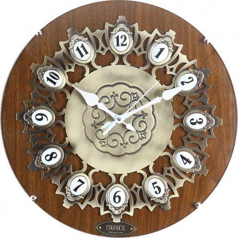 Đồng hồ treo tường Sinix SN6020OAK