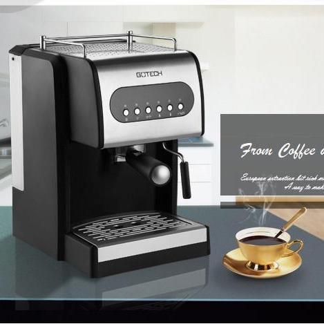 Máy pha cà phê bán tự động Espresso Gotech CM-26A