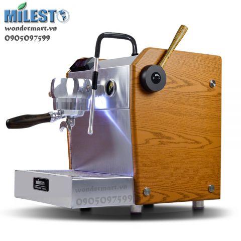 Máy pha cà phê chuyên nghiệp espresso Milesto EM-23
