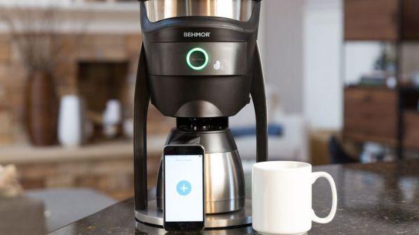 Máy pha cà phê thông minh Behmor Connected