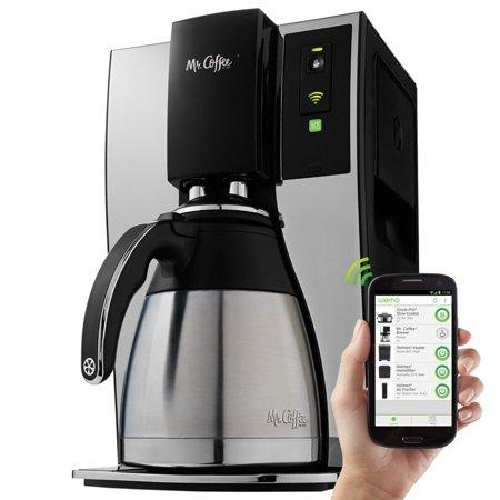 Máy pha cà phê thông minh Mr. Coffee