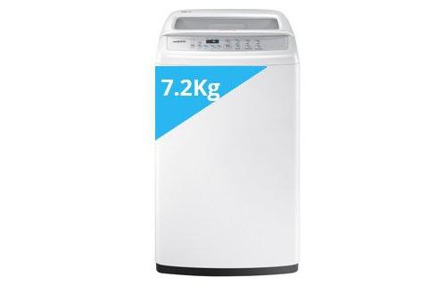 Máy Giặt Cửa Trên SamSung WA72H4000SW - 7.2kg