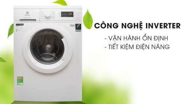 Máy Giặt Cửa Trước Inverter Electrolux EWF7525DGWA - 7.5kg